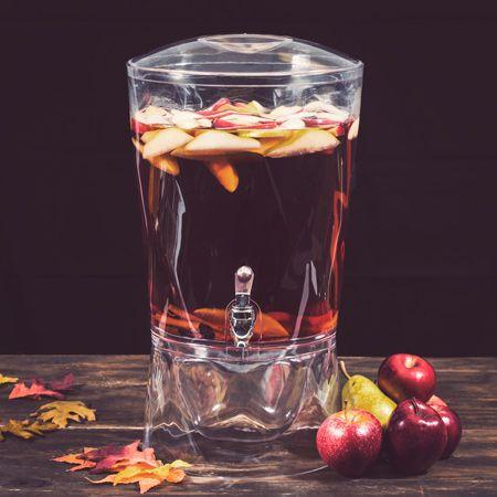 3ce4ce22846e879cabf118a5967029af–plastic-beverage-dispenser-party-dishes