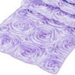Lavender Rosette