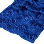Royal Blue Rosette