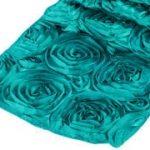 Turquoise Rosette