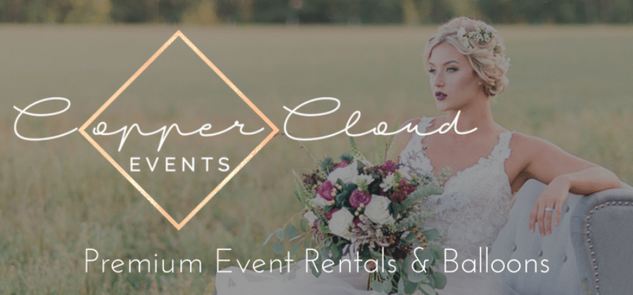 Copper Cloud Events Premium Event Rentals
