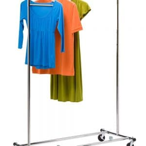Garment rack to store coats for your wedding