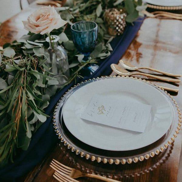 elegant wedding in sylvan lake venue