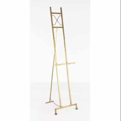 Gold Floor Easel For Rent In Lacombe